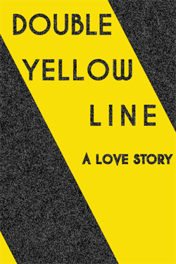 Double Yellow Line front cover mockup